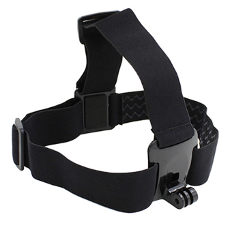 Bluelans(R) Head Strap Mount Elastic Belt For GoPro GO PRO HD Hero2/3 Camera Price Philippines