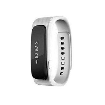Bluesky Bracelet Smartband Smart wrist X2 Bluetooth Headphone+ Smart Bracelet Wristband For Iphone 6S/6 IOS Samsung HTC Android System Smartphone--Grey - Intl