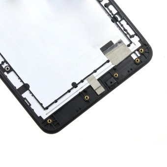 Bluesky New Replacement LCD Display + Touch Screen with Bezel Frame + tools for ASUS Zenfone 6 A600CG T00G Black replacement part - Intl - 5