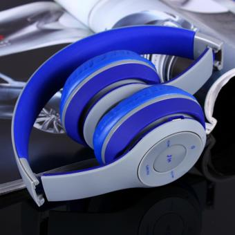 Bluetooth Headphons On-Ear Foldable Wireless Stereo MP3 Headset With MIC TM019S