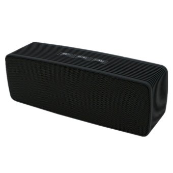 Bos01 Extra Bass Bluetooth Portable Speaker (Black)