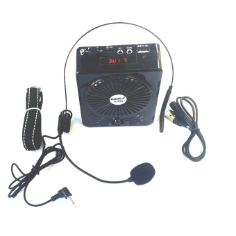 Bosca A-828 Belt Clip Portable PA Voice Amplifier System MicrophoneSpeaker Price Philippines
