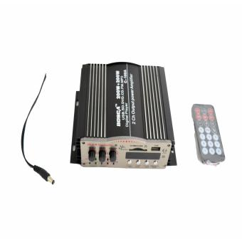 Bosca USB/SD Fm Stereo Audio Amplifier C-100a Price Philippines