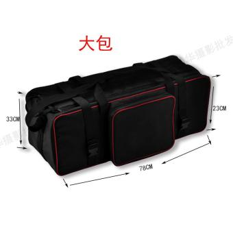 Box bag flash lights in room light protective box photography studio