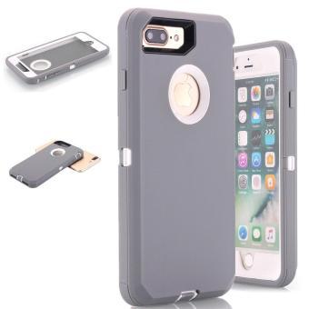 (BOX Belt Clip Fits Otter) Defender Heavy Duty Case Cover For AppleIPhone 6 plus / IPhone 6s plus - intl - 5