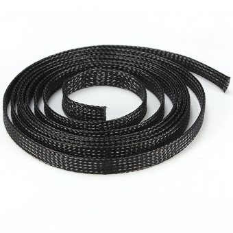 Braided Sleeving Sleeve Cable Wire Expanding High Density Harness Sheathing - 2