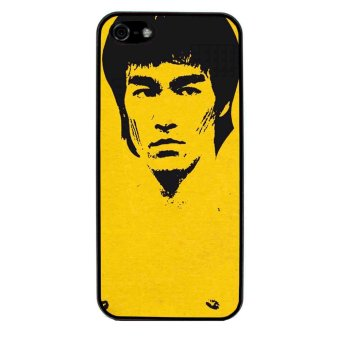 Bruce Li Pattern Phone Case for iPhone 5C (Black) product preview, discount at cheapest price