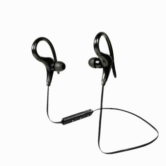 BT-1 Bluetooth 4.1 Stereo Wireless In-Ear Sports Earphone WithMicrophone (Black)