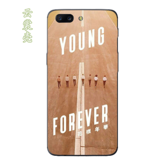 BTS bulletproof celebrity inspired protective case phone case