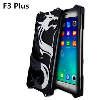 Bumper Case Shockproof Casing Sports Phone Cover For OPPO F3 Plus(F3+) - intl