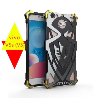 Bumper Casing Shockproof Cover Smartphone Case For VIVO V5 (V5s) -intl