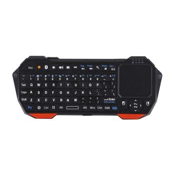 (Buy 1 Get 1 Free Gift) Mini Wireless Bluetooth Keyboards MiceTouchpad For Android - intl - 3