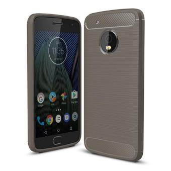 BYT Carbon Rugged Armor Cover Case for Motorola Moto G5 Plus - intl