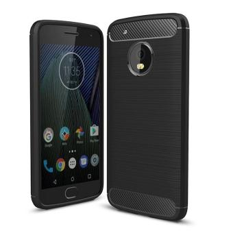 BYT Carbon Rugged Armor Cover Case for Motorola Moto G5 Plus - intl Price Philippines