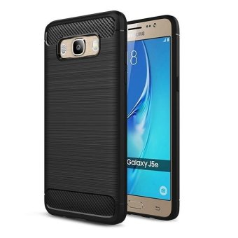 BYT Carbon Rugged Armor Cover Case for Samsung Galaxy J5 J510(2016) - intl