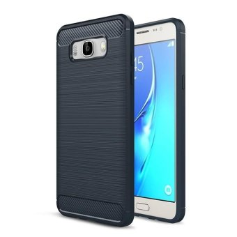 BYT Carbon Rugged Armor Cover Case for Samsung Galaxy J7 (2016) /On8 - intl