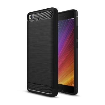 BYT Carbon Rugged Armor Cover Case for Xiaomi Mi 5s - intl
