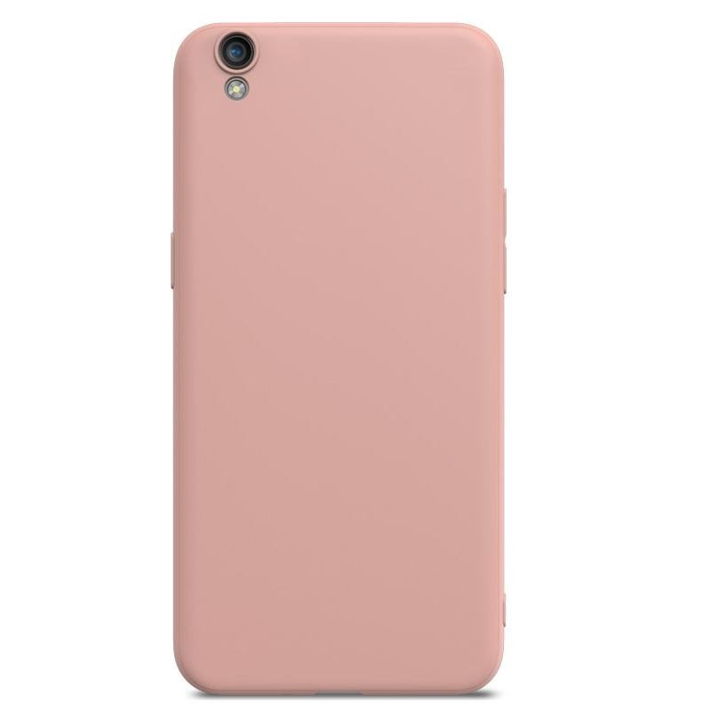 BYT Micro Matte Silicon Soft Back Cover Case for Oppo A37 - intl .
