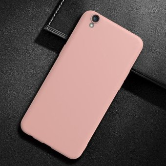 ... Intl Daftar Source · BYT Micro Matte Silicon Soft Back Cover Case for Oppo R9 Oppo F1 Plus