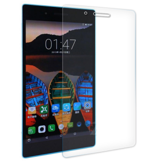 BYT Tempered Glass Screen Protector for Lenovo Tab3 7 EssentialTB3-710F/I 7inch, 9H Hardness, 2.5D Arc Edge (2pcs Pack) - 2