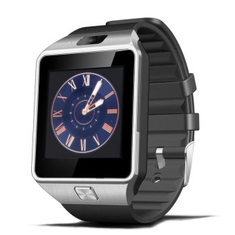 """C-005 1.56"""" TFT LCD Touch Screen Smart Watch Black"""