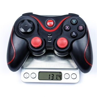 C6 Android IOS King Glory Wireless Bluetooth Mobile GameHandle(Black) - intl - 4