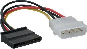 Cables Molex to SATA Converter