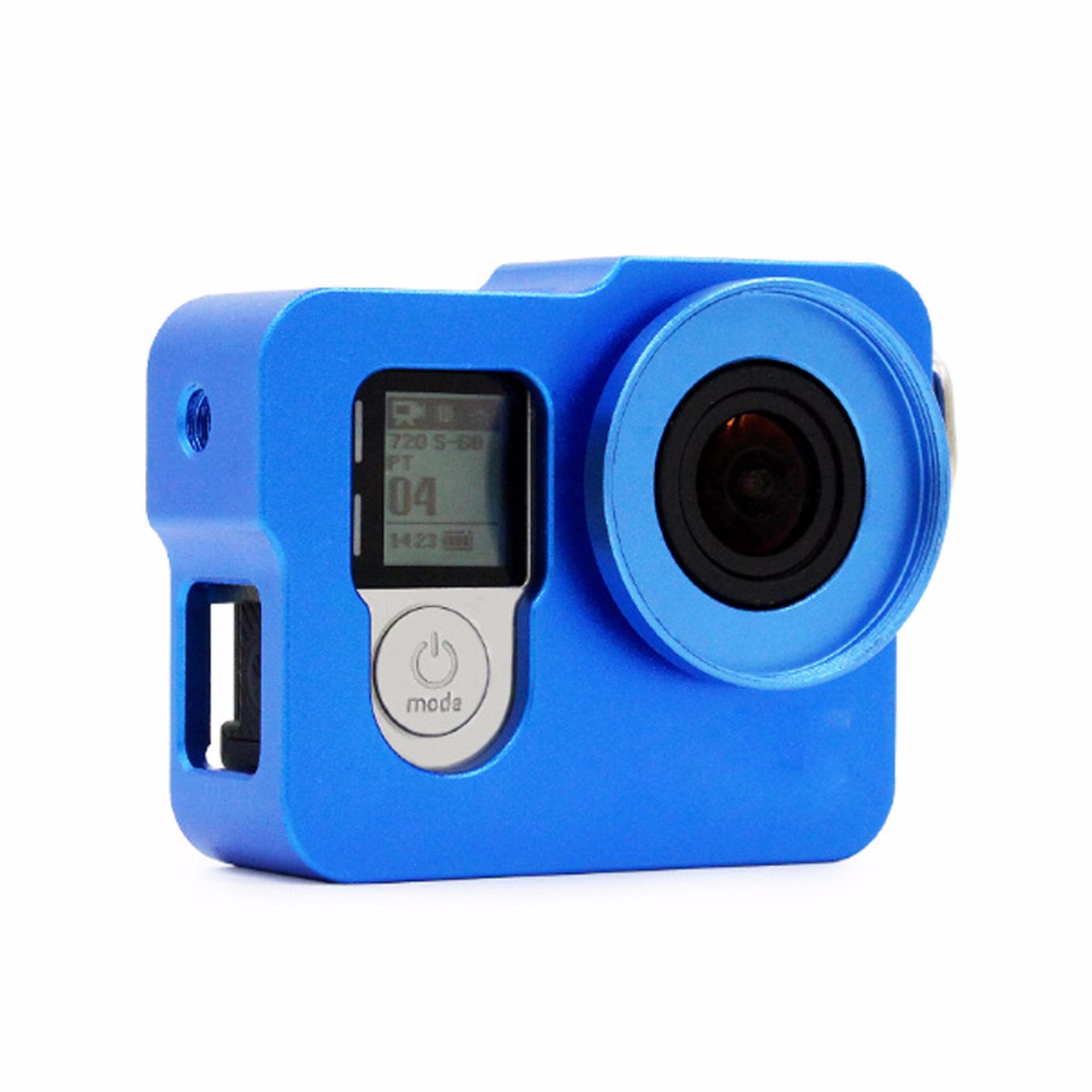 ... Camera Accessories Housing Case Aluminum Alloy Protective Cage WithFixed Frame CNC UV Filter Lens Cap For ...