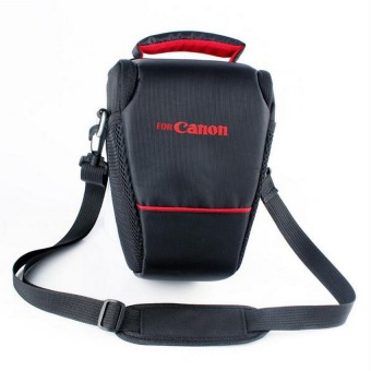 Camera Bag Case For Canon EOS 1300D 6D 70D 760D 750D 80D 700D 600D650D 1200D 1100D 5D Mark III 550D SX50 SX60 SX30 kiss x7 100D -intl