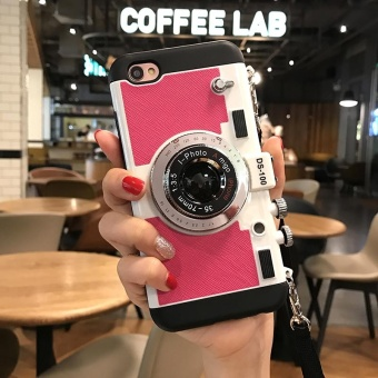 Camera Casing Hard Phone Cover Mobile Phone Case For VIVO V5 Plus -intl