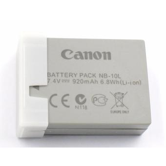 Canon Battery NB-10L for G1 X, SX40 HS , G3 X ,SX 50 HS , G15 Price Philippines