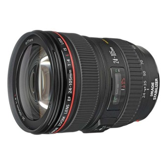 Canon EF 24-105mm f/4L f4L IS USM Lens (Black) Price Philippines