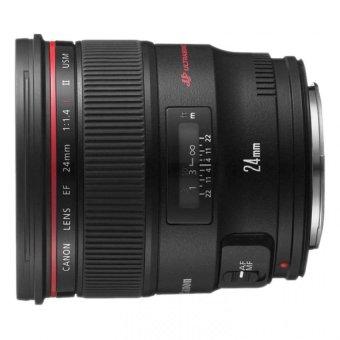 Canon EF 24mm f1.4L II USM Black