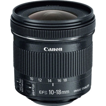 CANON EF-S 10-18mm f/4.5-5.6 IS STM Camera Lens - intl Price Philippines
