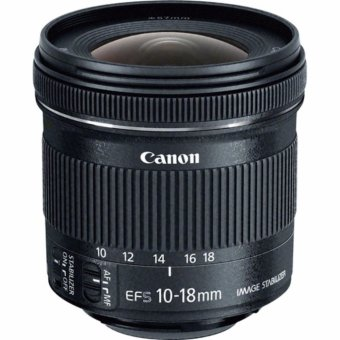 Canon EF-S 10-18mm f/4.5-5.6 IS STM Lens - intl Price Philippines