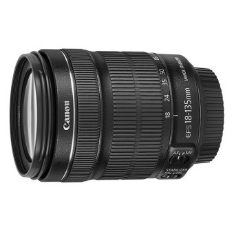 Canon EF-S 18-135mm f/3.5-5.6 f3.5-5.6 IS STM Lens Black - picture 2