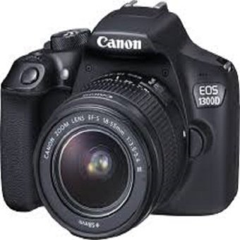Canon EOS 1300D 18MP with EF-S 18-55mm f/3.5-5.6 III Lens Kit (Black) Price Philippines