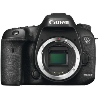 Canon EOS 7D Mark II 20.2 MP Digital SLR Camera Body Only