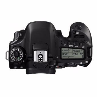 Canon EOS 80D 24.2 Megapixel DSLR Camera [Body Only] - 2