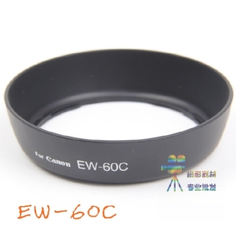 Canon ew-60c/500d/550d/600d lens card mouth Hood