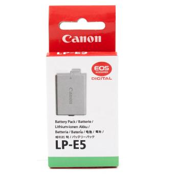 Canon LP-E5 LI-ION BATTERY PACK FOR EOS 450D 1000D 500D X1 X2 X3