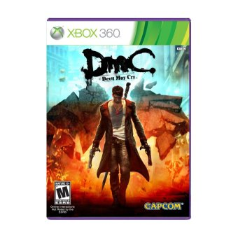 Capcom Xbox 360 Devil May Cry NTSC-J Video Game