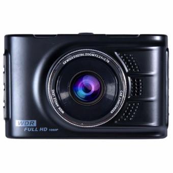Car Cameras HD Car DVR Car Camera Video Recorder Dash Cam Camcorder(Black) - 2