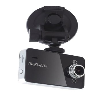 Car CCTV K6000 HD 1080p 30fps Car Driving Recorder