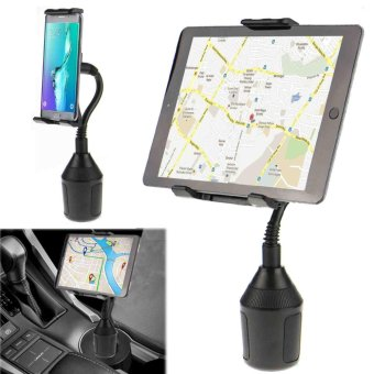 Car Cup Holder Stand Mount Clip For Cell Phone Tablet GPS 360?Adjustable Cradle - intl Price Philippines