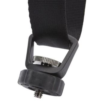 Case Logic DCS-101A Quick Sling Cross-body Camera Strap (Black) - picture 2