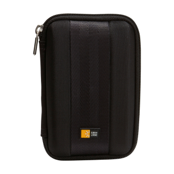 Case Logic QHDC-101A Portable Case for Hard Drives (Black)