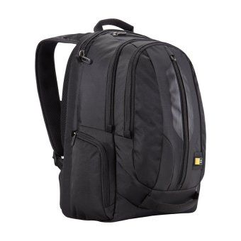 "Case Logic RBP-217A 17.3"" Laptop Backpack (Black) - picture 2"