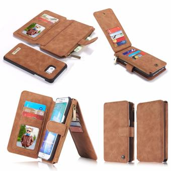 CaseMe Leather Wallet Phone Case (for Samsung S8+)