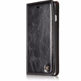 Caseme Luxurious Leather Flip Cover Case for Iphone 6 and 6s